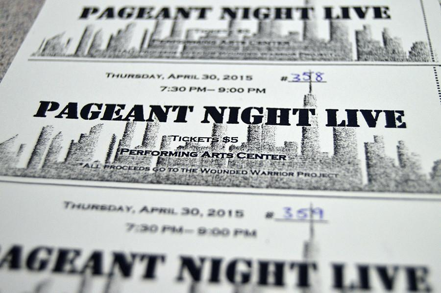 Pageant Night Live Contestant Q&As