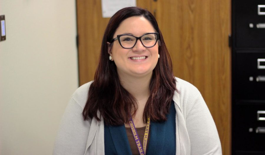 Spanish I Teacher Jessica Rodriquez, Faculty