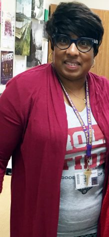 Lori Love teaches math at CTHS.