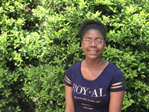 Getting To Know April's Sophomore Rockin' It Ranger: Jeshaevia Young