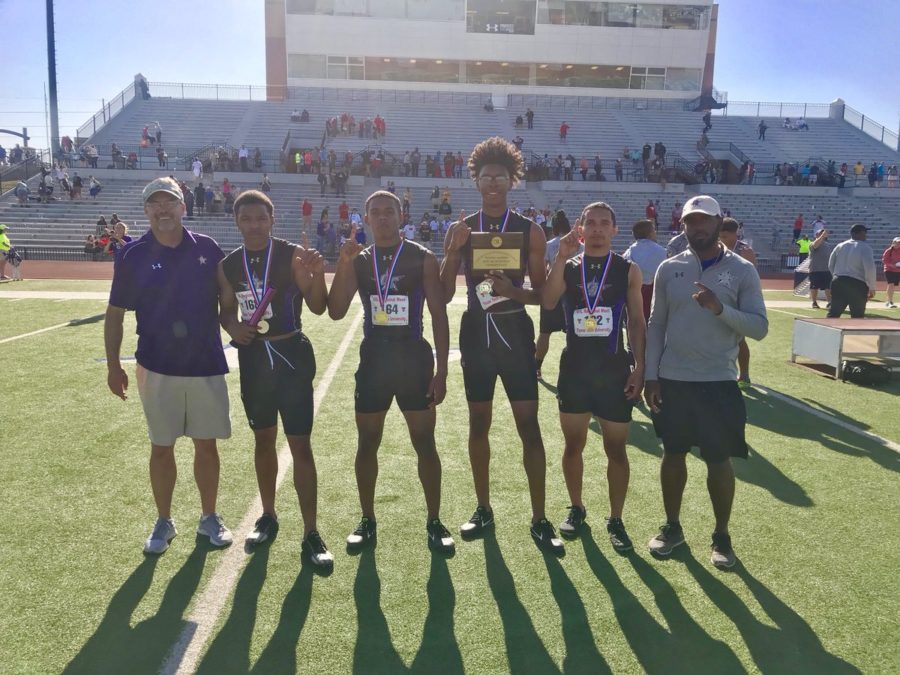 Track and Field Sends 5 to State