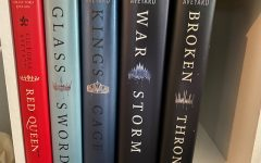 Book Review of the Red Queen series