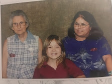 Jogranny, Grandma and Kailee.